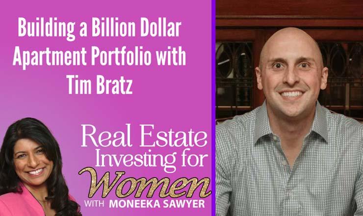 Building a Billion Dollar Apartment Portfolio with Tim Bratz